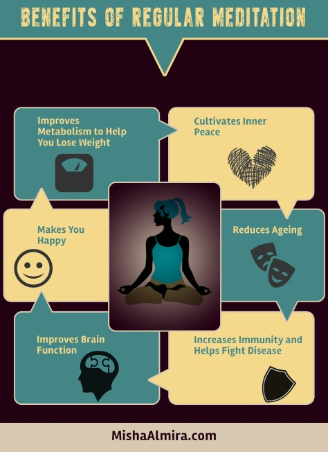 Benefits of Meditation - Misha Almira