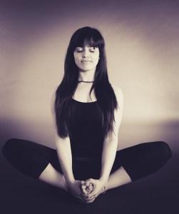 Meditation Increases Confidence- Misha Almira
