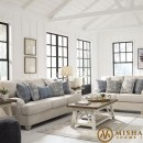 sofa set ashley terbaru - Sofa Set Tamu Ashley Terbaru