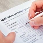 job application criminal record