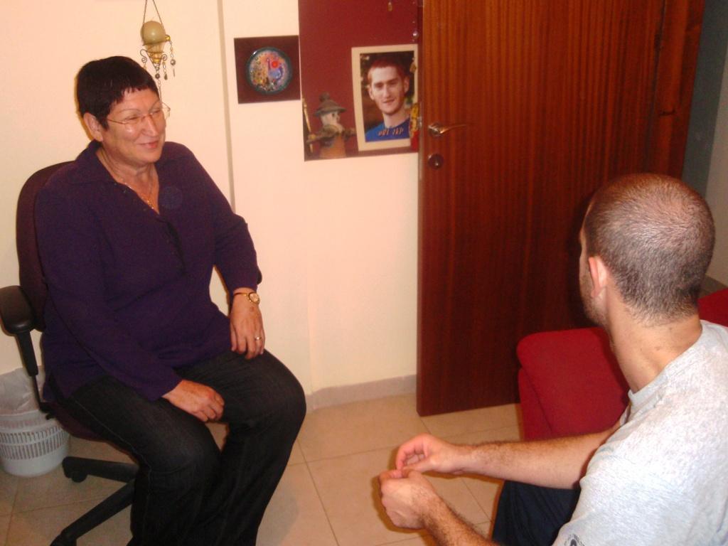 דבורה - בראיון שיקום