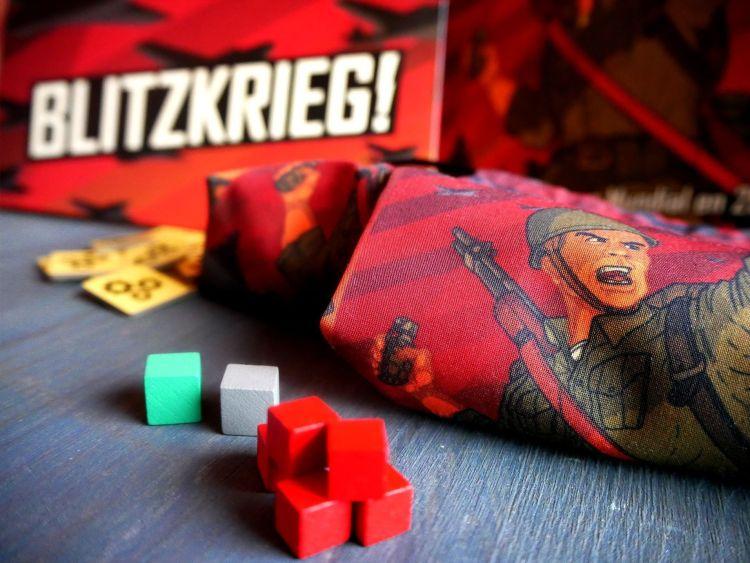Blitzkrieg! - BOLSAS