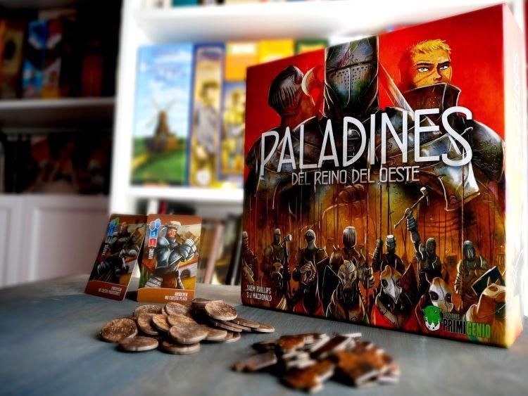 Paladines Caja
