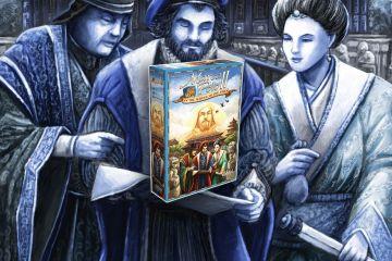 Marco Polo II - Reseña de juego de mesa