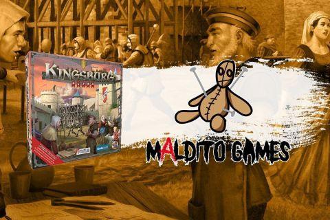 Kingsburg pro maldito games