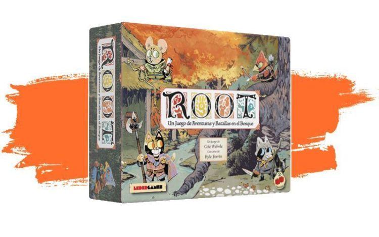 Root Caja