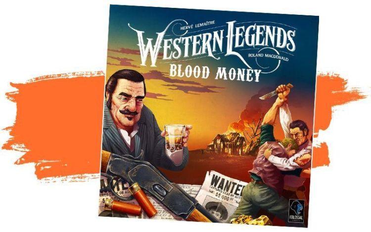 Kickstarter Agosto primera quincena - Western Legends Español
