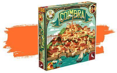Coimbra juego de mesa