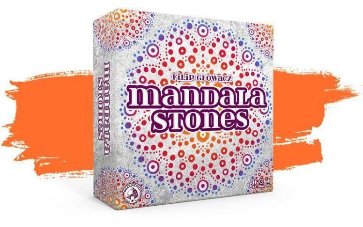 Caja Mandala Stones