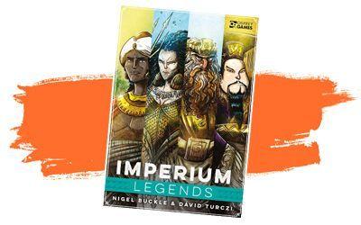 Imperium Osprey Games Legends