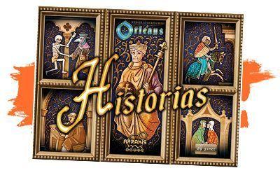 Novedades Octubre 2020 - Orleans Historias