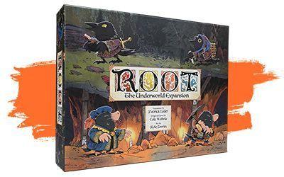 Root: The Underworld Expansion - juego de mesa
