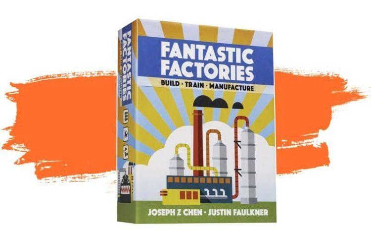 Fantastic Factories - Primicias de Maldito 2021