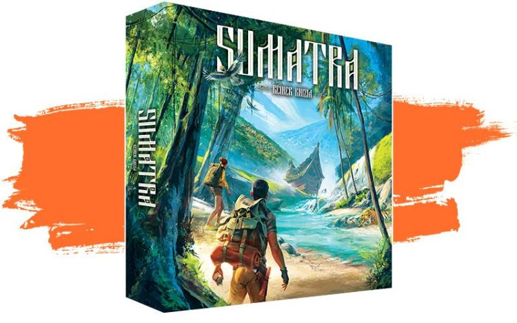 Ludonova SPIEL Digital - Sumatra Caja