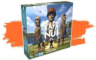 Rapa Nui Juego de Mesa