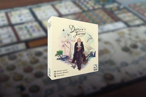 darwins Journey