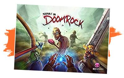 Doomrock - Solitarios atípicos
