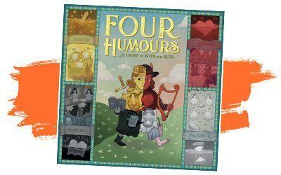 kickstarter Noviembre primera quincena - Four Humours