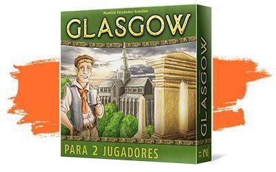Novedades Octubre 2020 - Glasgow