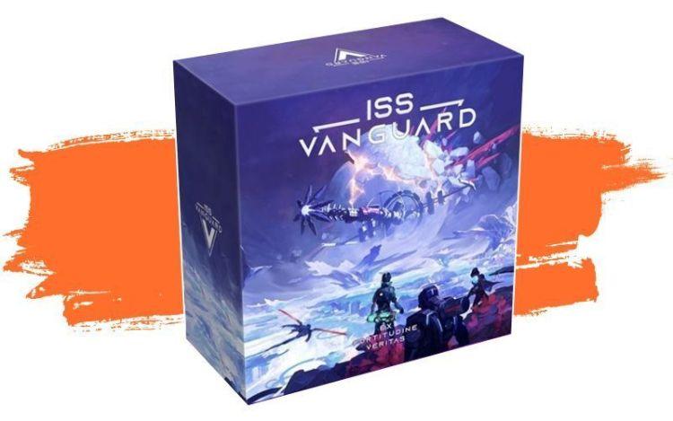 kickstarter Diciembre 2020 - ISS Vanguard