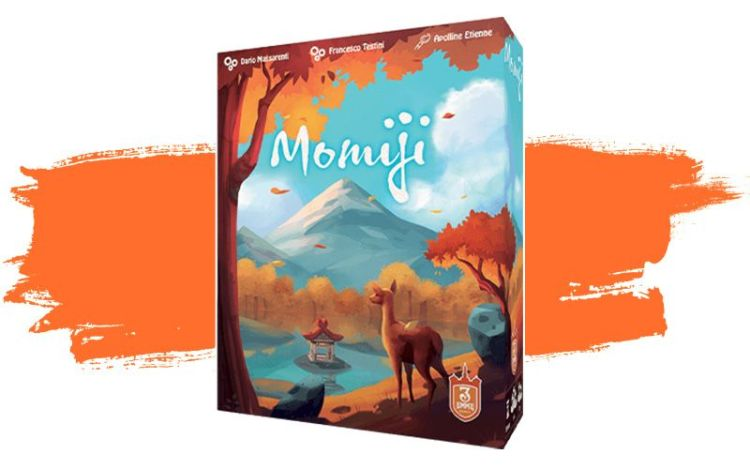 kickstarter Diciembre 2020 - Momiji