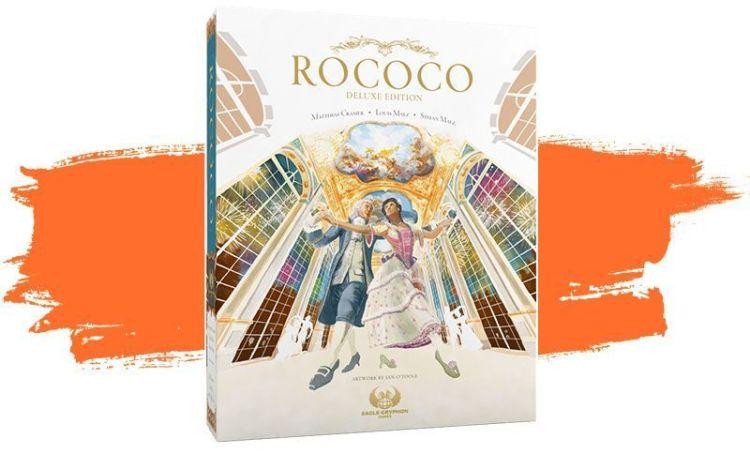 Rococo - Premios Dice Tower 2020