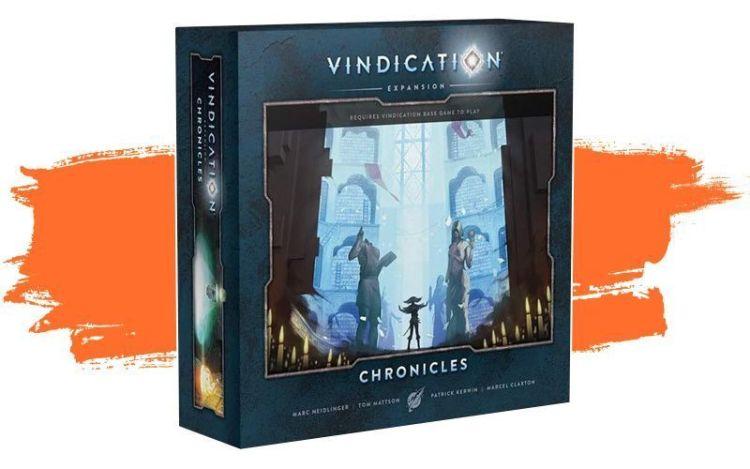 kickstarter Diciembre 2020 - Vindication Chronicles