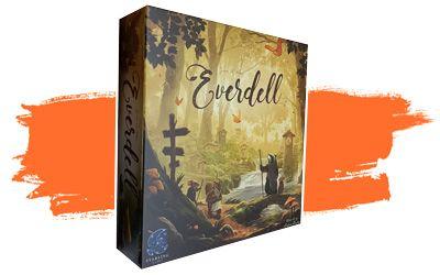 juegos ligeros regalo 2020 - Everdell