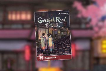 Hanamikoji: Geisha's Road