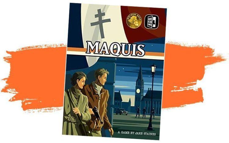 Kickstarter Febrero 2021 primera quincena - Maquis