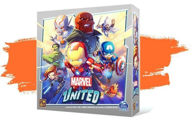 Novedades Enero 2021 - Marvel United