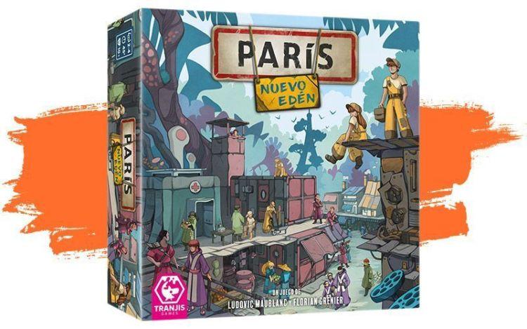 París Nuevo Eden - Novedades Febrero 2021