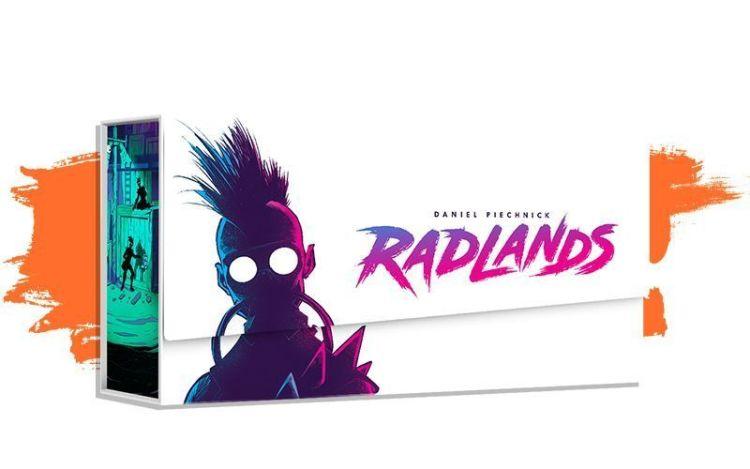 Radlands - caja portada