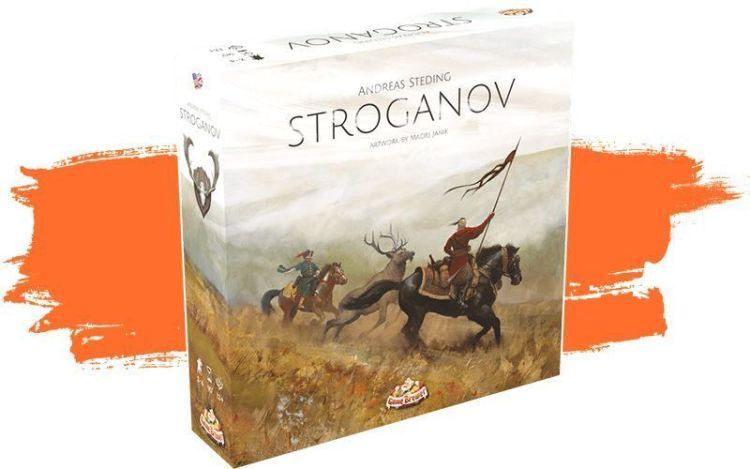 Kickstarter Febrero 2021 primera quincena - Stroganov