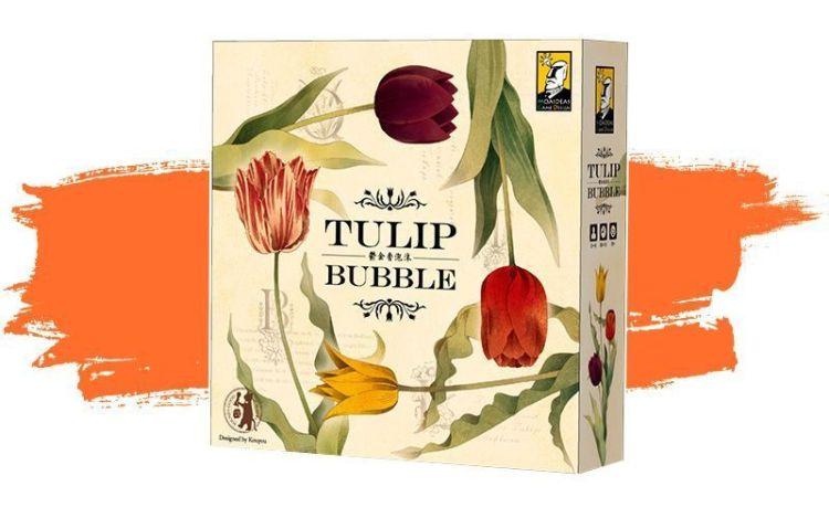 Tulip bubble en español