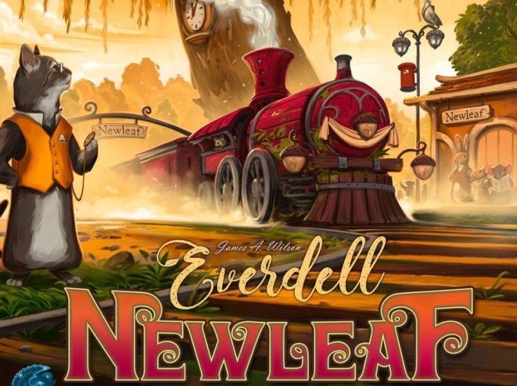 Everdell Kickstarter - Newleaf