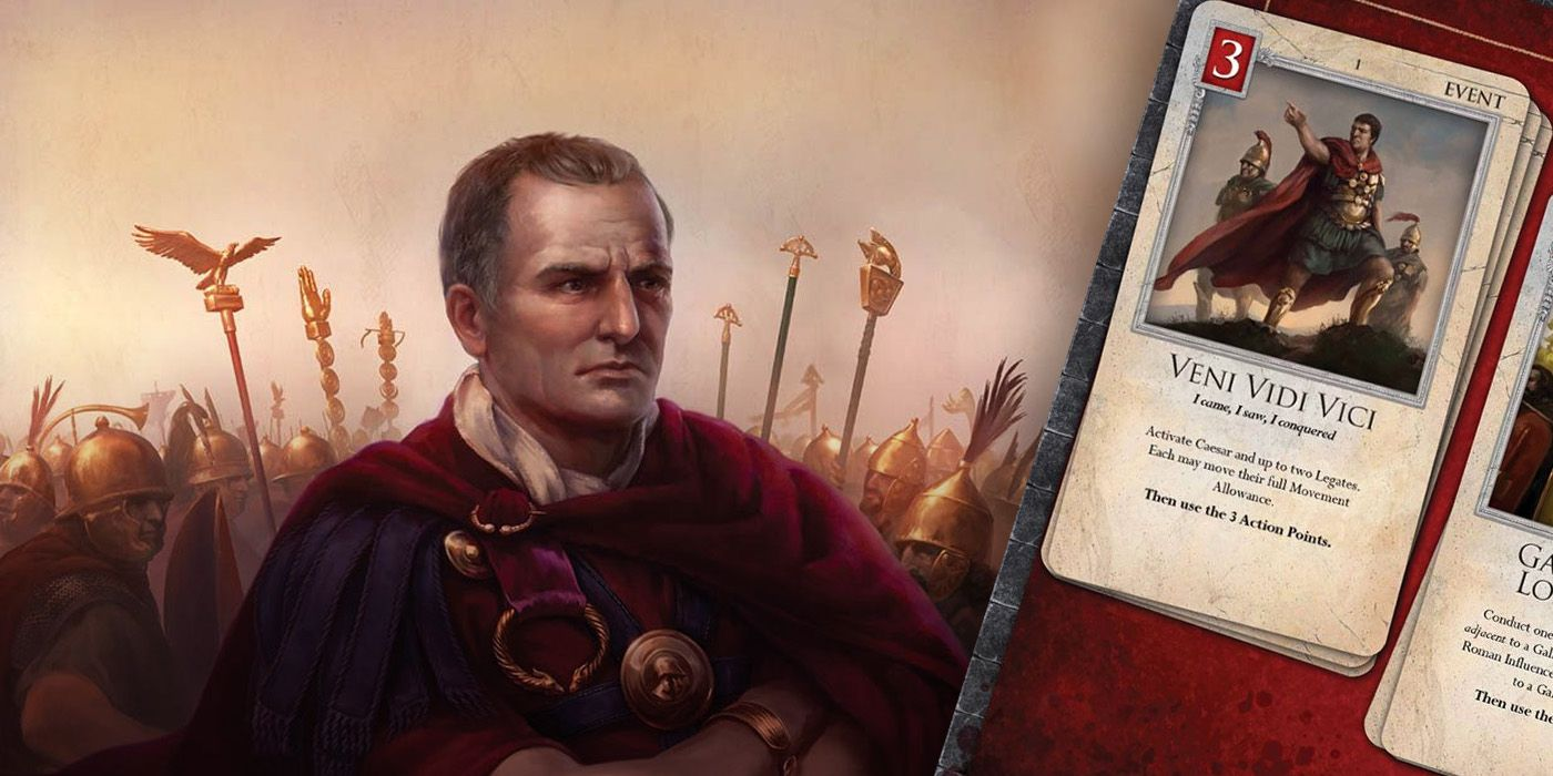 CAESAR ROME VS GAUL