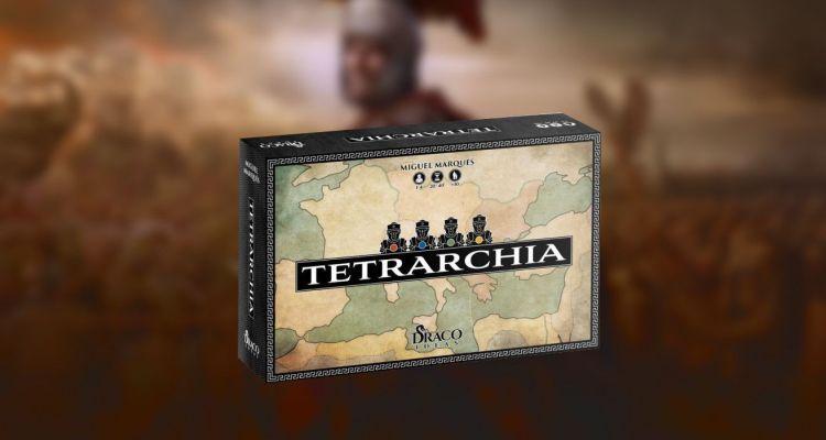 Tetrarchia portada