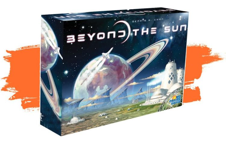 Beyond the Sun Caja - top Spiel 2020