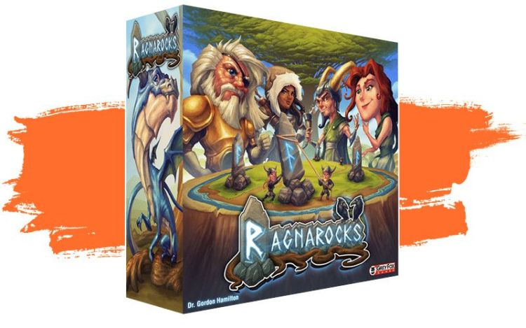 Ragnarocks Caja