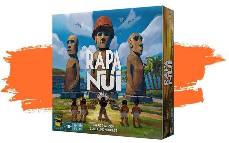 Novedades Abril 2021 - Rapa nui