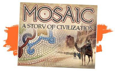 Kickstarter abril primera quincena - Mosaic