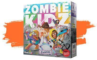 Zombie Kidz - juegos del mes enero