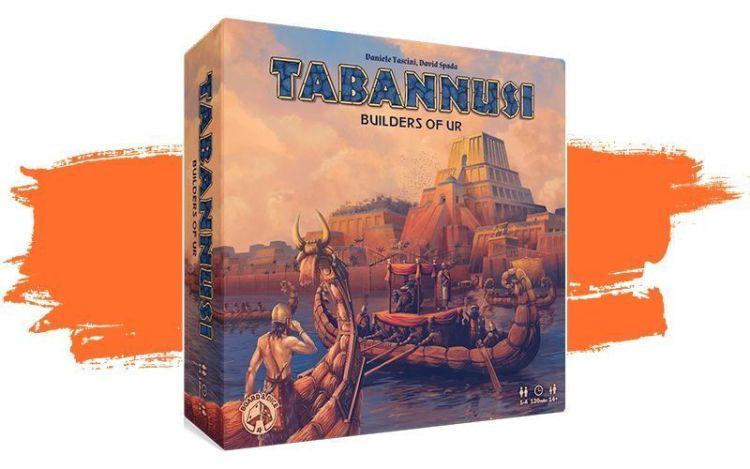 Caja de Tabannussi Essen