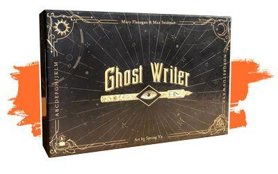 Kickstarter Marzo 2021 segunda quincena - Ghost Writer