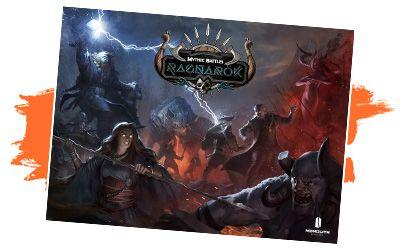 Kickstarter Marzo 2021 segunda quincena -Mythic Battles