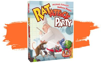 Rat Attack party - Novedades Abril 2021