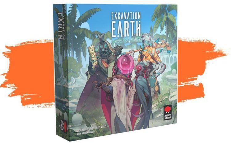 Novedades junio 2021 - Excavation Earth