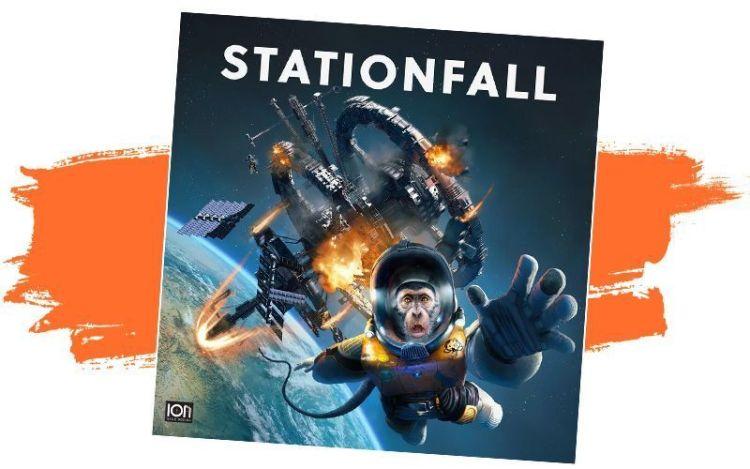 StationFall  Kickstarter abril segunda quincena 2021