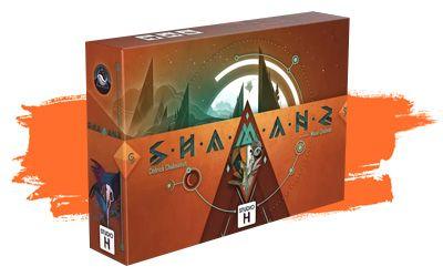 Lanzamientos 2021 Arrakis Games - Shamans